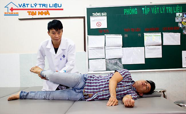 Vật lý trị liệu - phục hồi chức năng quận 8