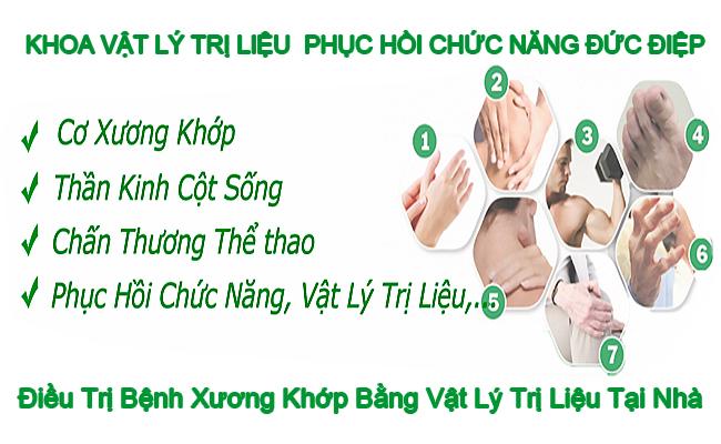 tap vat ly tri lieu phuc hoi chuc nang xuong khop